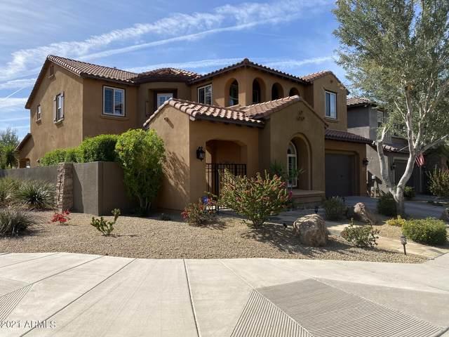 21309 N 39TH Way, Phoenix, AZ 85050 (MLS #6213777) :: Yost Realty Group at RE/MAX Casa Grande