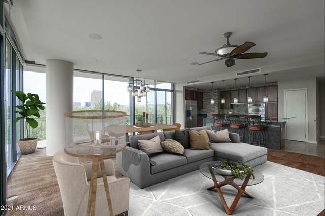 208 W Portland Street #361, Phoenix, AZ 85003 (MLS #6215237) :: Dave Fernandez Team | HomeSmart