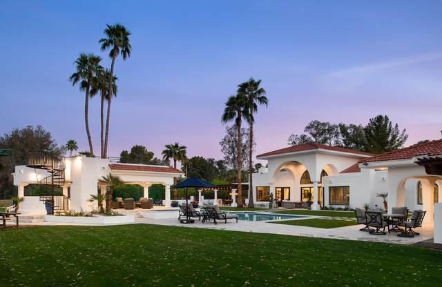 5636 E Via Buena Vista, Paradise Valley, AZ 85253 (MLS #6220202) :: Elite Home Advisors