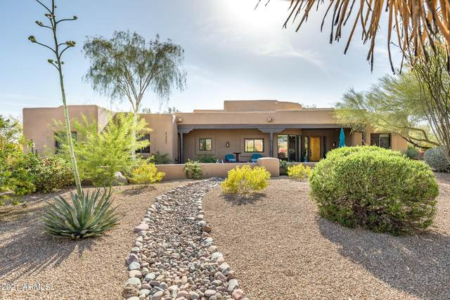 27402 N Agua Verde Drive, Rio Verde, AZ 85263 (MLS #6220365) :: The Riddle Group