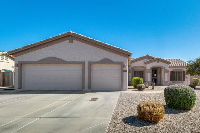 1023 E Lynx Way, Chandler, AZ 85249 (MLS #6221260) :: The Riddle Group