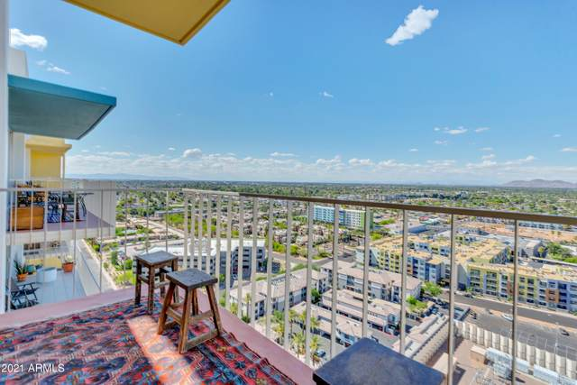 207 W Clarendon Avenue E22, Phoenix, AZ 85013 (MLS #6224583) :: Yost Realty Group at RE/MAX Casa Grande