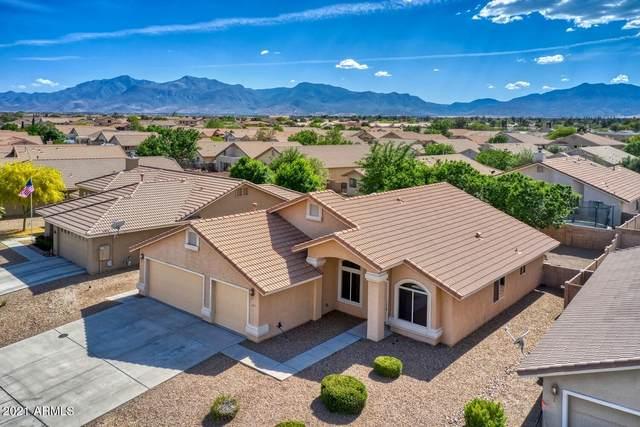 536 Tanner Drive, Sierra Vista, AZ 85635 (#6226403) :: Long Realty Company