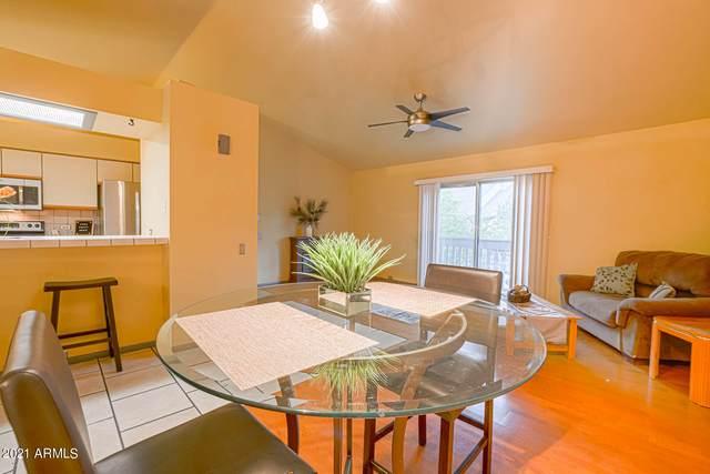 111 E Oak Avenue #19, Flagstaff, AZ 86001 (MLS #6233250) :: The Copa Team | The Maricopa Real Estate Company