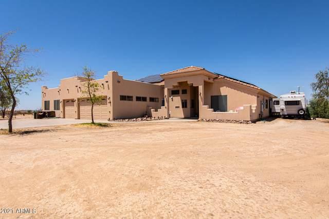 6808 W Hunt Highway, Queen Creek, AZ 85142 (MLS #6235945) :: The Garcia Group