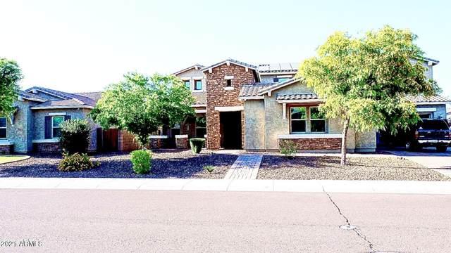 9418 W Via Montoya Drive, Peoria, AZ 85383 (MLS #6236796) :: Howe Realty
