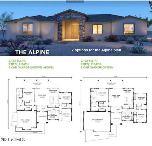 92xx W Prickley Pear Trail, Peoria, AZ 85383 (MLS #6243095) :: Power Realty Group Model Home Center