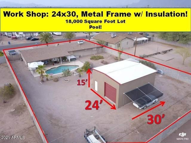 969 E Kachina Avenue, Apache Junction, AZ 85119 (MLS #6243894) :: Yost Realty Group at RE/MAX Casa Grande