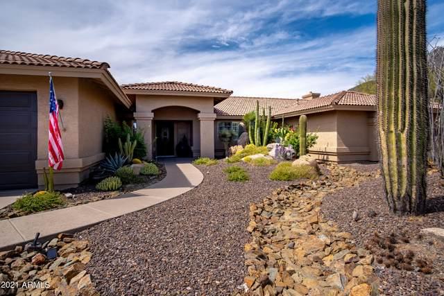 5842 E Leisure Lane, Cave Creek, AZ 85331 (MLS #6248284) :: Executive Realty Advisors