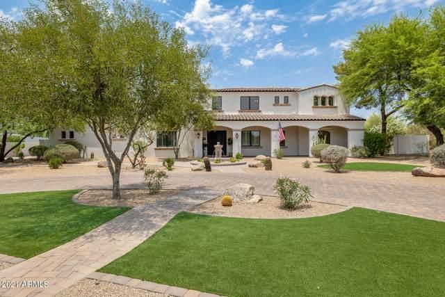 10076 E Paradise Drive, Scottsdale, AZ 85260 (MLS #6251248) :: Executive Realty Advisors