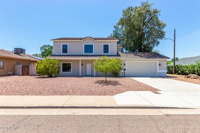 1435 E Weldon Avenue, Phoenix, AZ 85014 (MLS #6255590) :: Elite Home Advisors