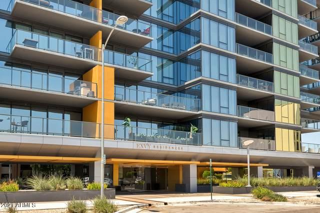 4422 N 75TH Street #6002, Scottsdale, AZ 85251 (MLS #6257334) :: Arizona 1 Real Estate Team