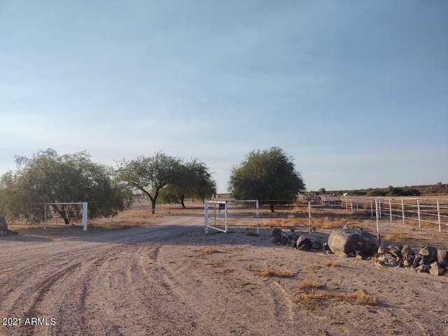 0 N Narramore Road, Arlington, AZ 85322 (MLS #6257645) :: Klaus Team Real Estate Solutions
