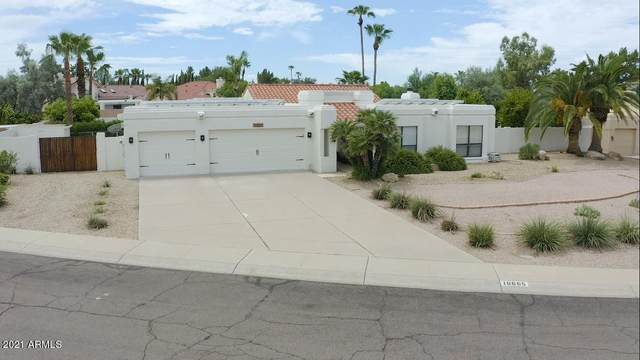 10665 E Arabian Park Drive, Scottsdale, AZ 85258 (MLS #6260549) :: Yost Realty Group at RE/MAX Casa Grande