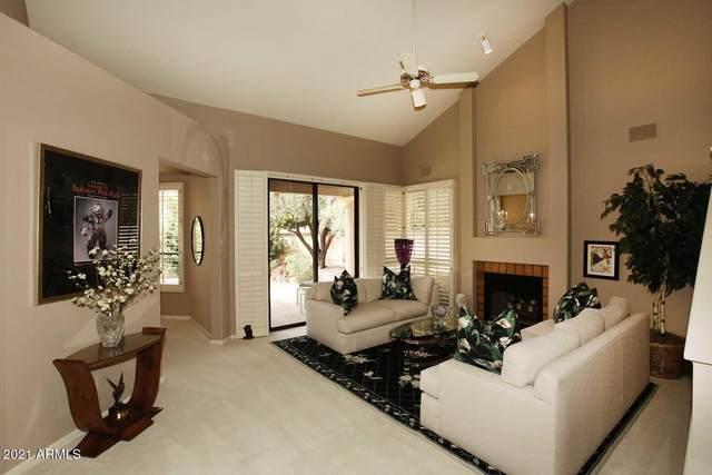 10116 E Cinnabar Avenue, Scottsdale, AZ 85258 (MLS #6262517) :: ASAP Realty