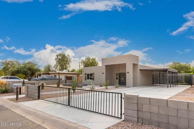 1824 N 80TH Place, Scottsdale, AZ 85257 (MLS #6263818) :: Executive Realty Advisors