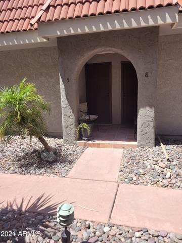 1650 N 87TH Terrace N #8, Scottsdale, AZ 85257 (MLS #6266141) :: Selling AZ Homes Team