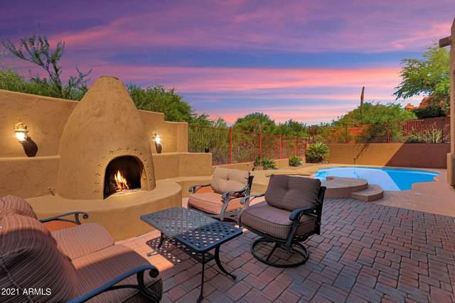 10914 E Quarry Trail, Scottsdale, AZ 85262 (MLS #6267875) :: Klaus Team Real Estate Solutions