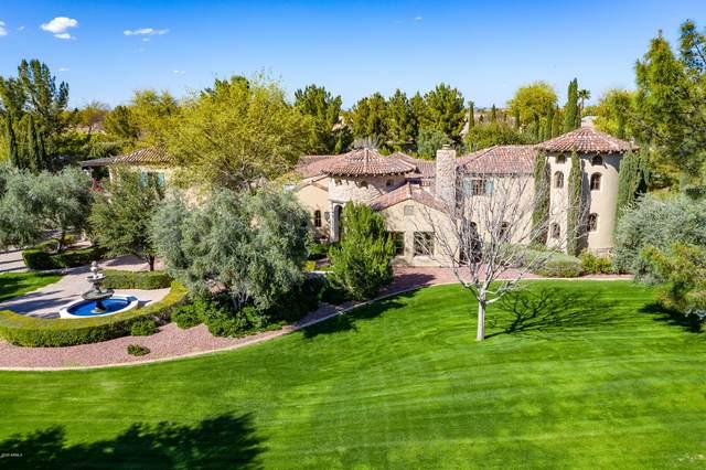 29 E Oakwood Hills Drive, Chandler, AZ 85248 (MLS #6269338) :: CANAM Realty Group