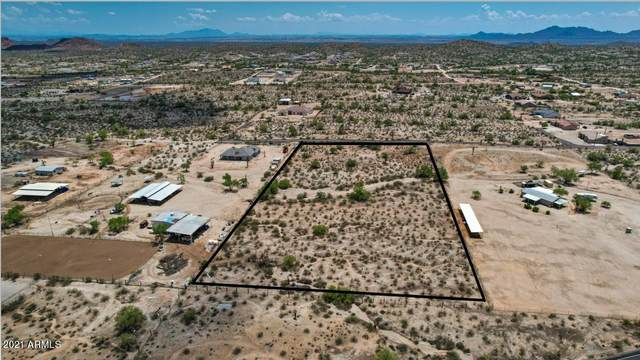 0 Adobe Dam Road, Queen Creek, AZ 85142 (MLS #6269809) :: The Ellens Team