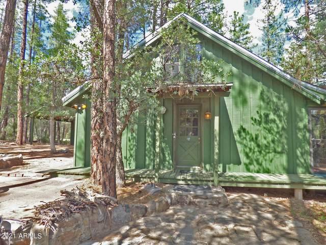 251 S Canyon Drive, Payson, AZ 85541 (MLS #6276294) :: Elite Home Advisors