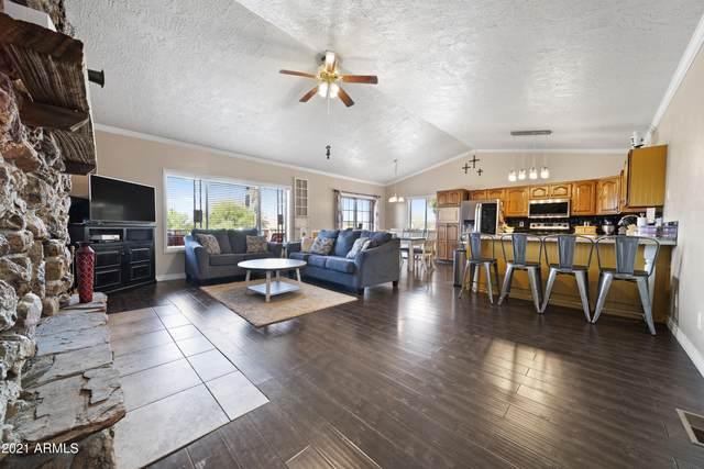 505 Falcon Drive, Wickenburg, AZ 85390 (MLS #6277775) :: Conway Real Estate