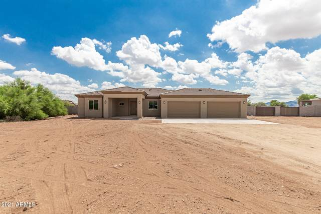 15315 W Frontier Drive, Surprise, AZ 85387 (MLS #6280041) :: The Riddle Group
