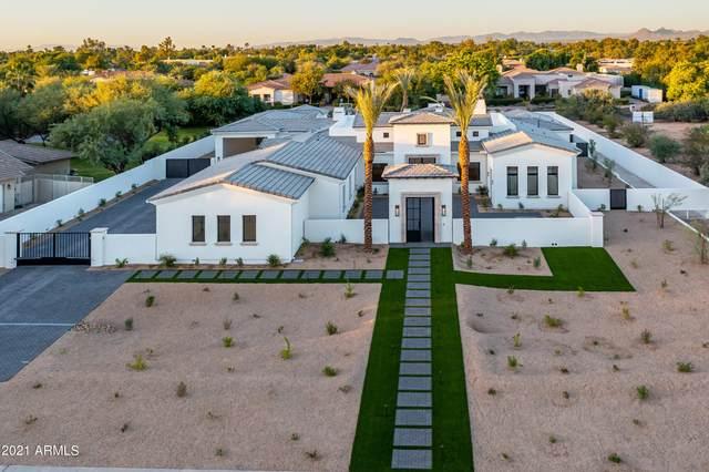 6940 E Sunnyvale Road, Paradise Valley, AZ 85253 (MLS #6280119) :: The Daniel Montez Real Estate Group