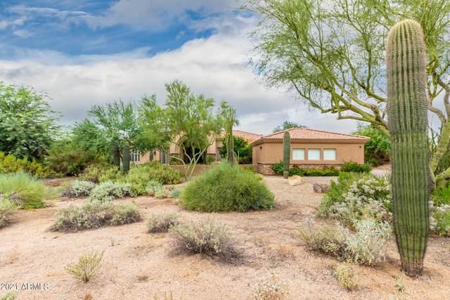 27200 N 69th Street, Scottsdale, AZ 85266 (MLS #6288399) :: Yost Realty Group at RE/MAX Casa Grande