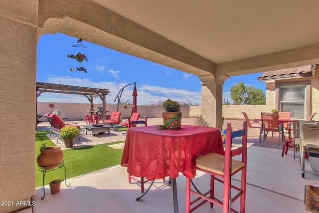 4203 E Gleneagle Drive, Chandler, AZ 85249 (MLS #6289572) :: The Daniel Montez Real Estate Group