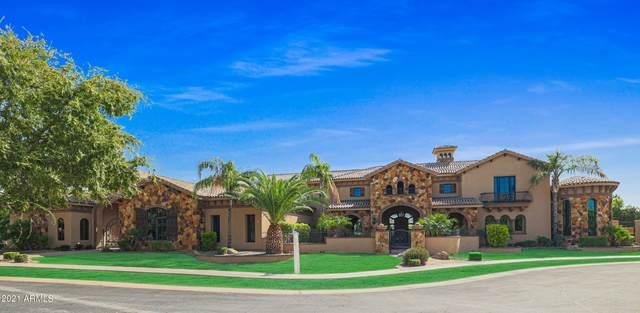 3813 E Kenwood Street, Mesa, AZ 85215 (MLS #6289954) :: Service First Realty