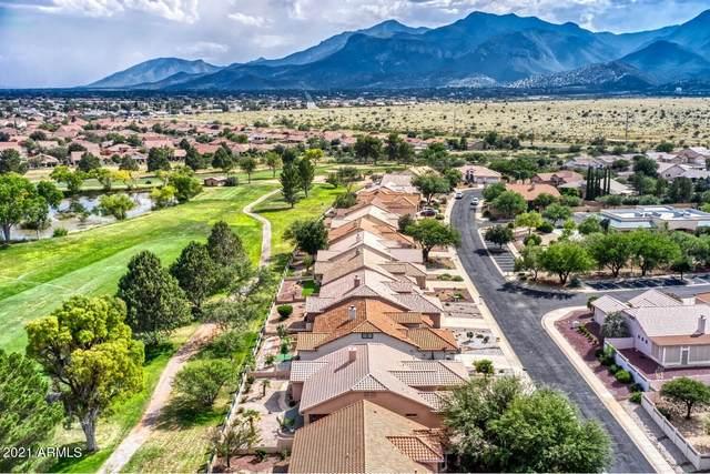 2801 Fairmeade Circle, Sierra Vista, AZ 85650 (MLS #6294042) :: Elite Home Advisors