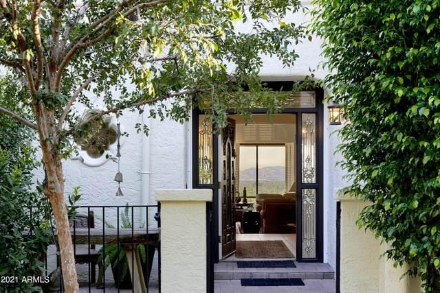 3800 E Lincoln Drive #5, Phoenix, AZ 85018 (MLS #6295856) :: Elite Home Advisors