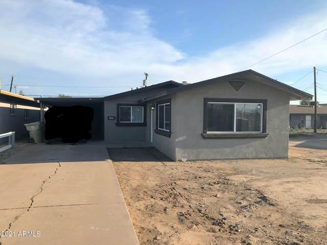 5951 W Glenn Drive, Glendale, AZ 85301 (MLS #6300032) :: Elite Home Advisors