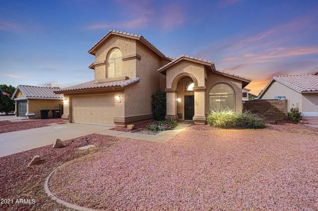 8122 W Eugie Avenue, Peoria, AZ 85381 (MLS #6301043) :: Yost Realty Group at RE/MAX Casa Grande