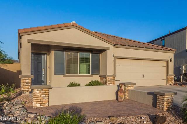 19503 N Rose Road, Maricopa, AZ 85138 (MLS #6306400) :: The Garcia Group