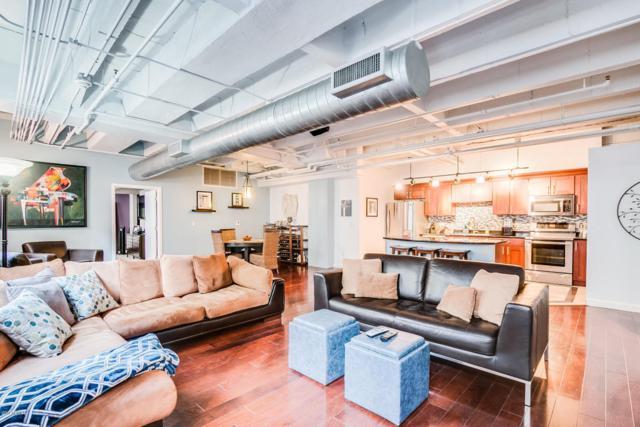 114 W Adams Street #310, Phoenix, AZ 85003 (MLS #5632319) :: Cambridge Properties