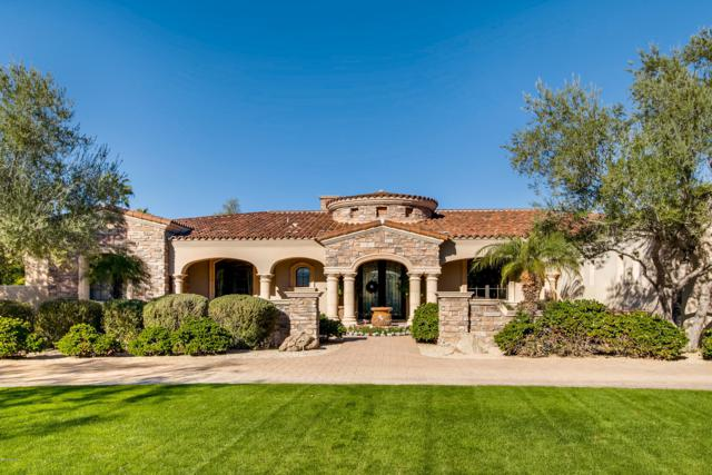 6682 E Indian Bend Road E, Paradise Valley, AZ 85253 (MLS #5643964) :: RE/MAX Excalibur
