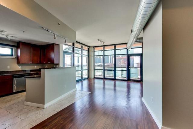 310 S 4TH Street #606, Phoenix, AZ 85004 (MLS #5711457) :: Brett Tanner Home Selling Team