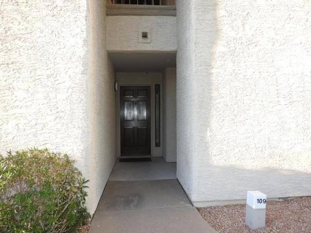 9430 E Mission Lane #109, Scottsdale, AZ 85258 (MLS #5717007) :: Brett Tanner Home Selling Team