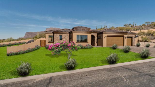 8810 E Canyon Vista Drive, Gold Canyon, AZ 85118 (MLS #5724243) :: Lifestyle Partners Team