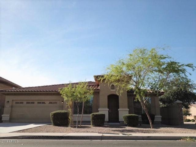 2869 E Isaiah Avenue, Gilbert, AZ 85298 (MLS #5731198) :: Team Wilson Real Estate