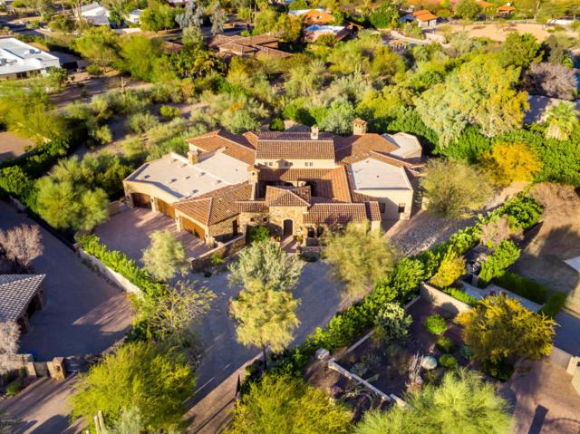 6326 E Quartz Mountain Road, Paradise Valley, AZ 85253 (MLS #5741046) :: The Wehner Group