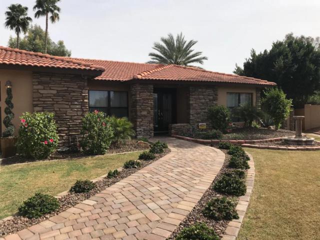 7007 N Via De Manana, Scottsdale, AZ 85258 (MLS #5742430) :: Conway Real Estate