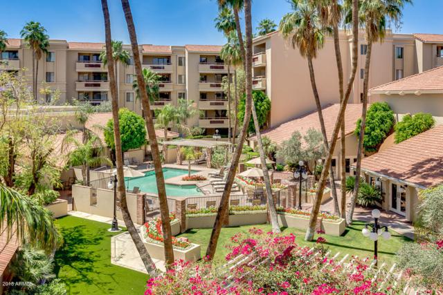 4200 N Miller Road #321, Scottsdale, AZ 85251 (MLS #5758209) :: The Wehner Group