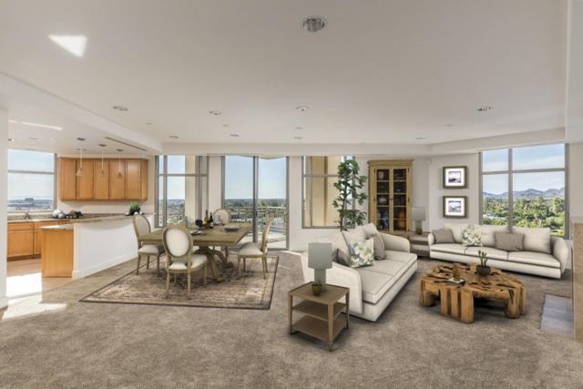2211 E Camelback Road #907, Phoenix, AZ 85016 (MLS #5769995) :: Team Wilson Real Estate