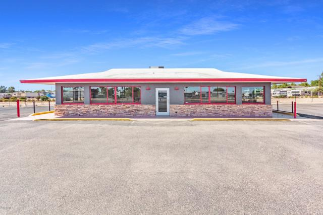 7744 E Main Street, Mesa, AZ 85207 (MLS #5780690) :: The Daniel Montez Real Estate Group