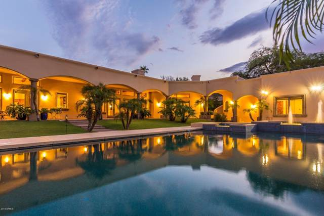4940 E Mockingbird Lane, Paradise Valley, AZ 85253 (MLS #5800704) :: The Kenny Klaus Team