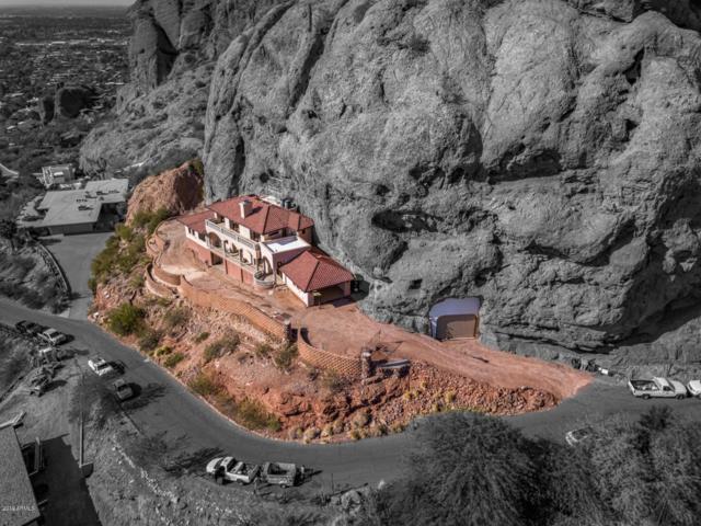 4926 E Red Rock Drive, Phoenix, AZ 85018 (MLS #5818540) :: Brett Tanner Home Selling Team