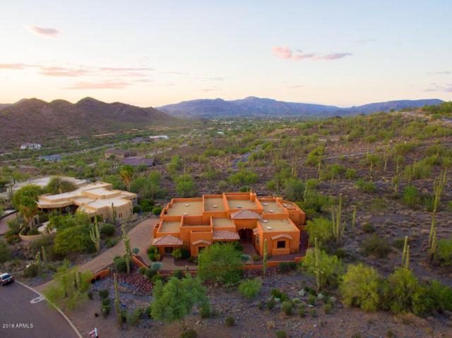 6102 E Little Hopi Drive, Cave Creek, AZ 85331 (MLS #5820066) :: The Daniel Montez Real Estate Group